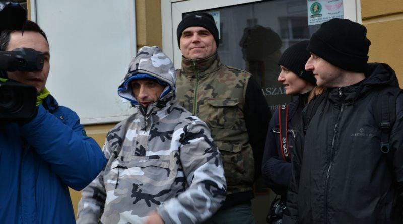stanislaw michalkiewicz 42 800x445 - Stanisław Michalkiewicz w Poznaniu - protesty