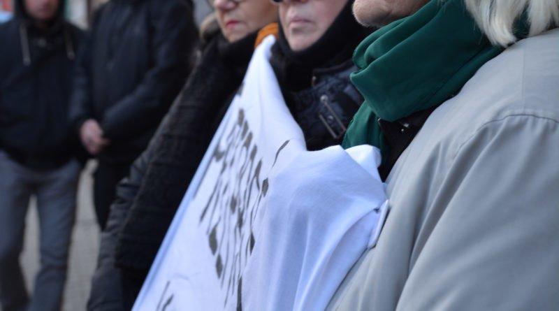 stanislaw michalkiewicz 48 800x445 - Stanisław Michalkiewicz w Poznaniu - protesty