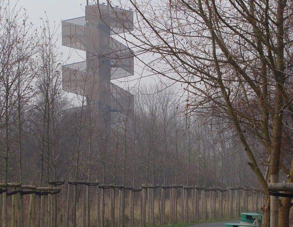 szachty 1 576x445 - Wieża na szachtach: oficjalne otwarcie w sobotę!