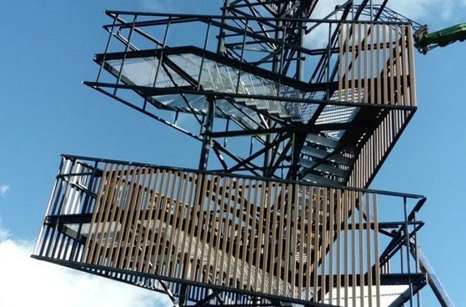 szachty 10 675x445 - Wieża na szachtach: oficjalne otwarcie w sobotę!