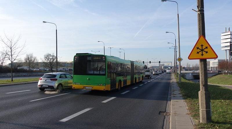 Autobusy pojadą szybciej na Winogradach