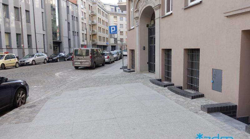 ulica szyperska chodnik po remoncie fot zdm2 800x445 - Nowe chodniki w Poznaniu