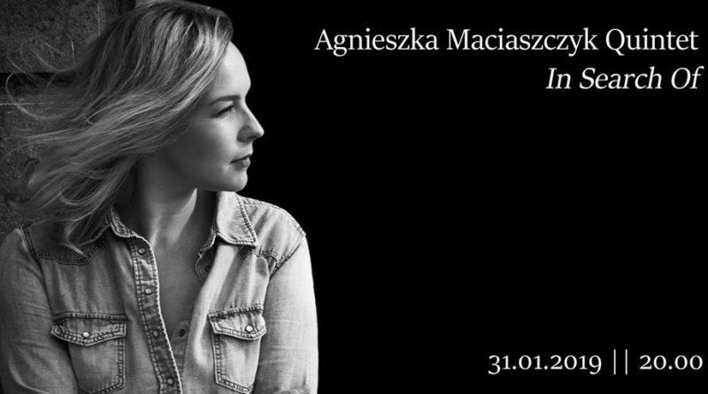 47134994 10156940751500908 5542665143848009728 n 800x445 - Agnieszka Maciaszczyk Quintet: In Search Of