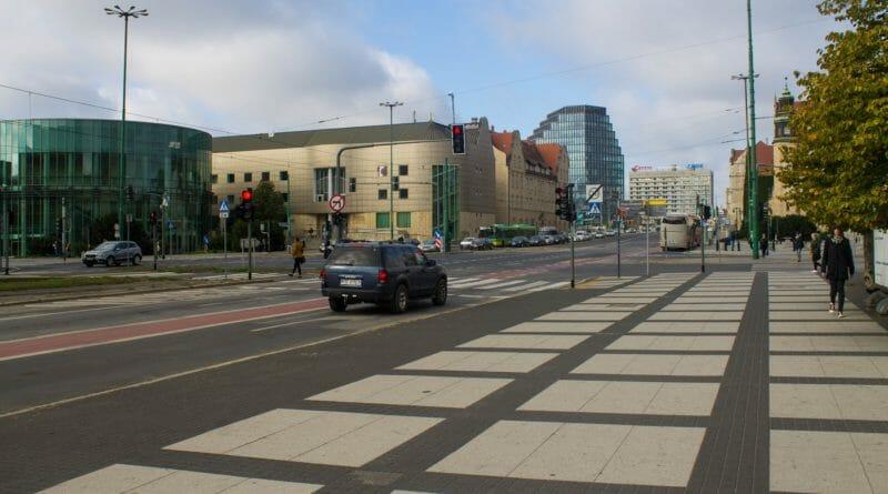 centrum Poznania