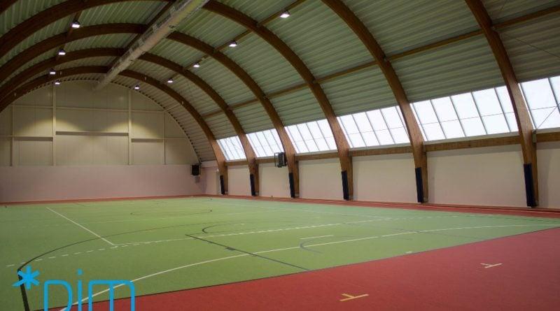 hala sportowa na Łazarzu