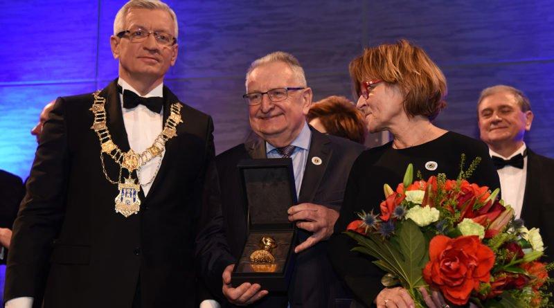 Jacek Rutkowski otrzymał Złotą Pieczęć Miasta Poznania