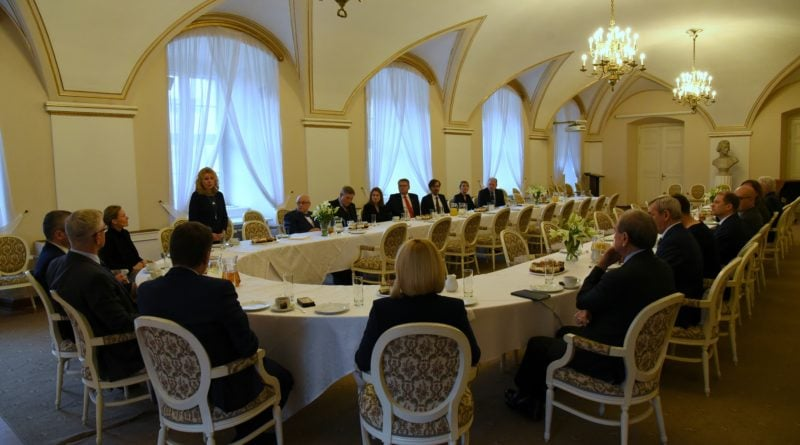 Konsulowie z wizytą u prezydenta