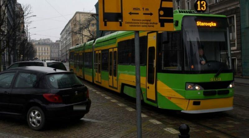 metr crop 1200 677 800x445 - Poznań walczy z blokowaniem tramwajów