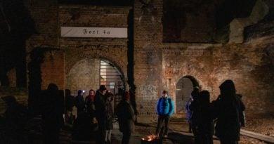 noc forteczna styczen 2019 8 390x205 - V Noc fortyfikacji w Poznaniu