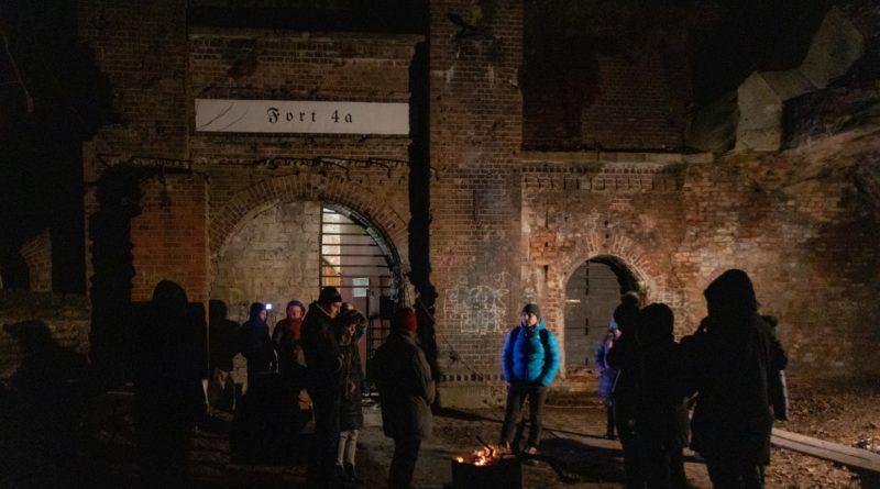 noc forteczna styczen 2019 8 800x445 - V Noc fortyfikacji w Poznaniu