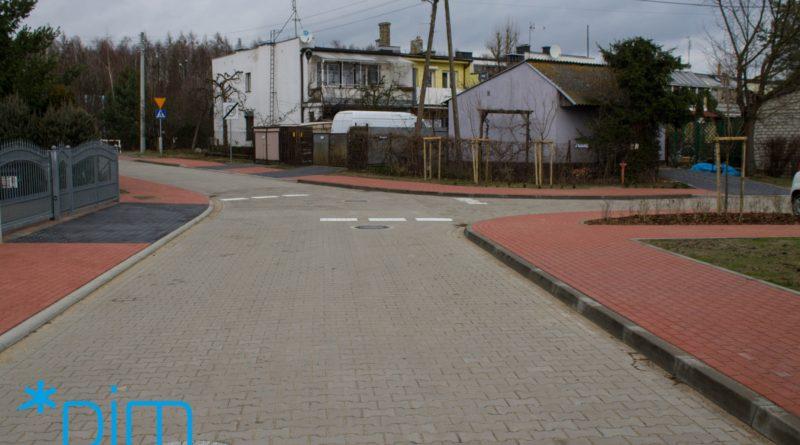 Odnowiona ulica za dwa miliony złotych