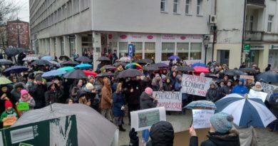 protest 3 390x205 - Poznań: W mieście odbędzie się kolejny protest - tym razem młodzieżowy