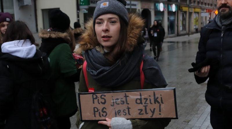 """protest dziki 1 800x445 - Protest """"Poznań solidarny z dzikami"""""""