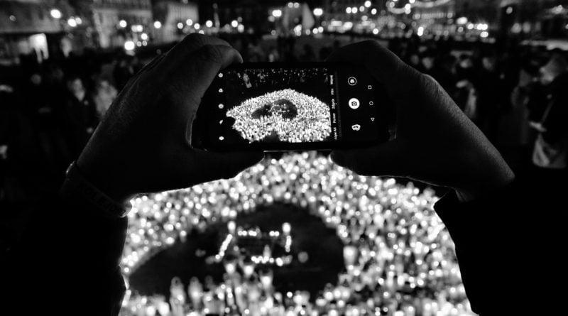 serce dla pawla adamowicza 3 800x445 - Największe Serce Świata dla Pawła Adamowicza