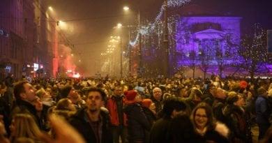 sylwester miejski fot. piotr bedlinski 20 390x205 - Jak się świętuje Nowy Rok na świecie?