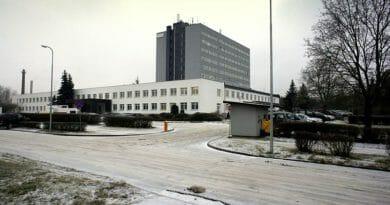 Szpital w Puszczykowie fot. Stiopa