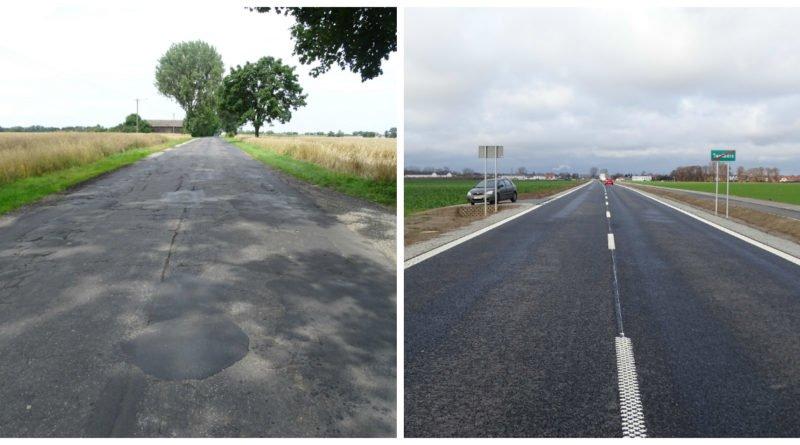 tak zmienila sie droga z zalasewa do kleszczewa 2 800x445 - Tak zmieniła się droga z Zalasewa do Kleszczewa!
