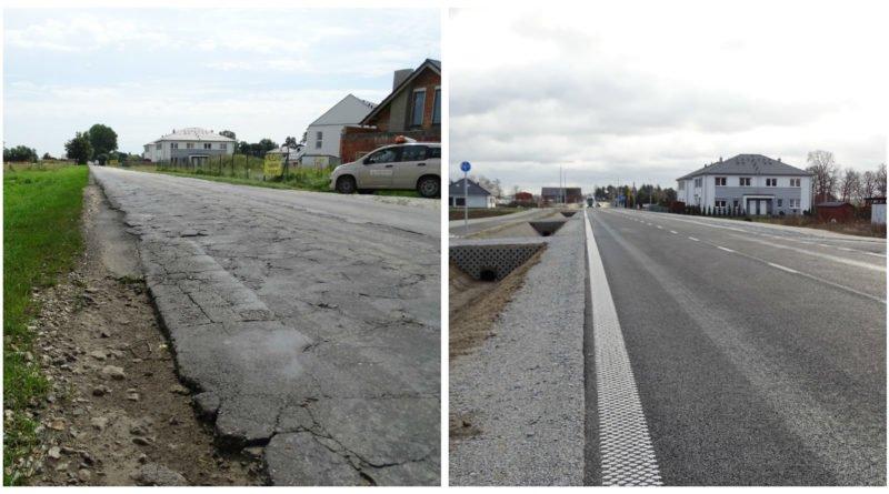 tak zmienila sie droga z zalasewa do kleszczewa 5 800x445 - Tak zmieniła się droga z Zalasewa do Kleszczewa!