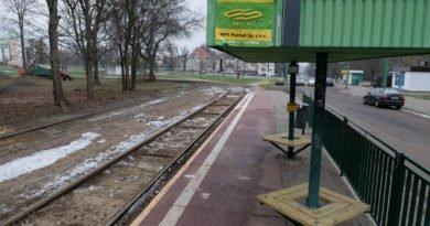Trasa tramwajowa na Naramowice
