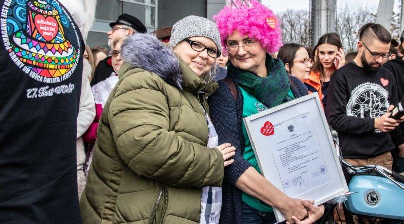 wosp lawica 2019 slawek w 11 800x445 - WOŚP w Poznaniu