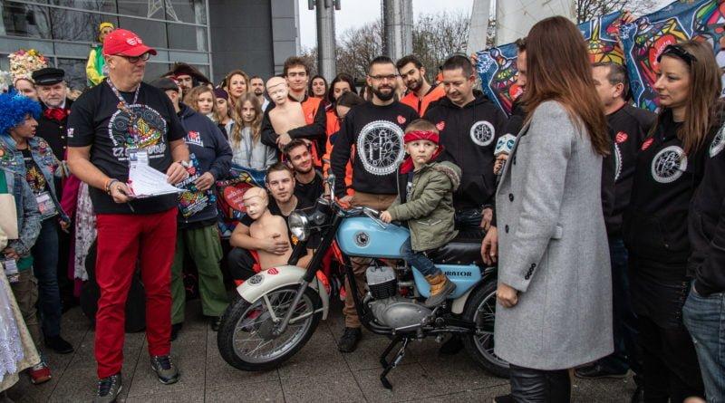 wosp lawica 2019 slawek w 6 800x445 - WOŚP w Poznaniu