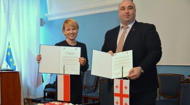 11 lutego przedstawiciele obu miast podpisali umowe o kontynuowaniu wspolpracypic11016128839221460with ratio16 9 800x445 - Poznań i Kutaisi: współpracy ciąg dalszy