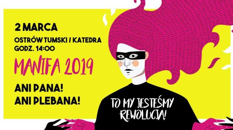 52963500 1268121793341073 8170253447514292224 o 800x445 - Poznań: stacjonarna Manifa 2019 na Ostrowie Tumskim