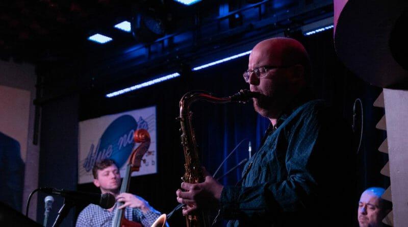 agnieszka maciaszczyk w blue note 13 800x445 - Agnieszka Maciaszczyk Quintet: In Search Of - koncert z okazji debiutanckiej płyty