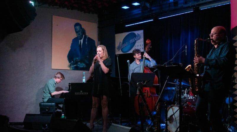 agnieszka maciaszczyk w blue note 16 800x445 - Agnieszka Maciaszczyk Quintet: In Search Of - koncert z okazji debiutanckiej płyty