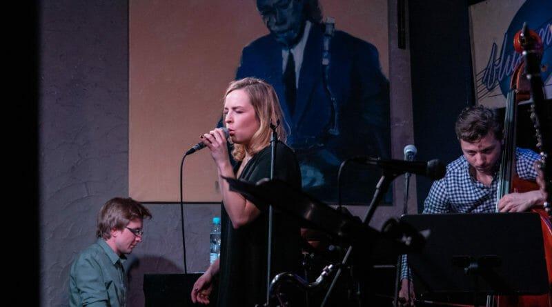 agnieszka maciaszczyk w blue note 17 800x445 - Agnieszka Maciaszczyk Quintet: In Search Of - koncert z okazji debiutanckiej płyty
