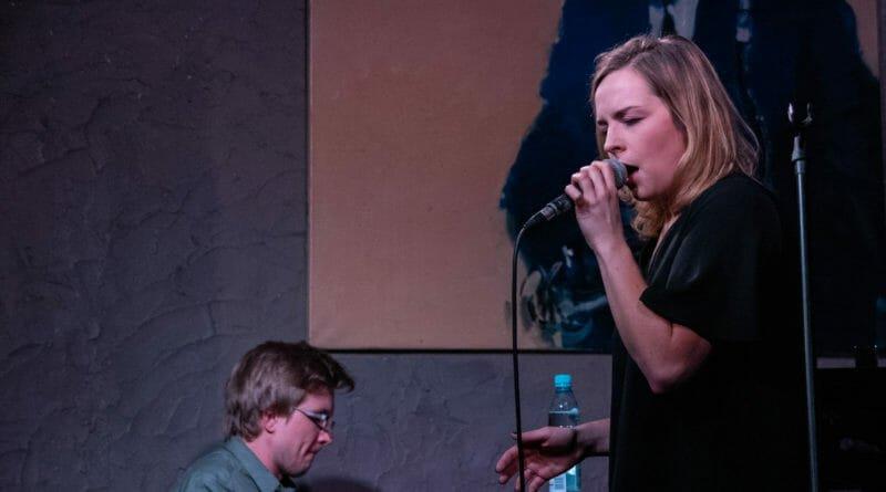 agnieszka maciaszczyk w blue note 18 800x445 - Agnieszka Maciaszczyk Quintet: In Search Of - koncert z okazji debiutanckiej płyty