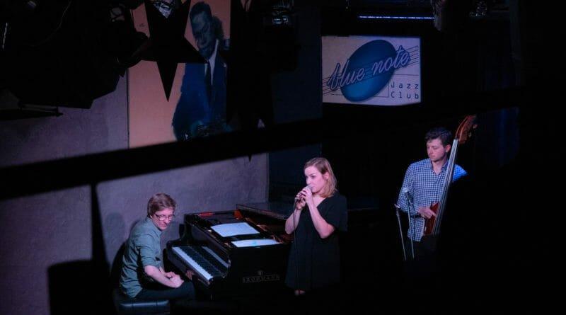 agnieszka maciaszczyk w blue note 25 800x445 - Agnieszka Maciaszczyk Quintet: In Search Of - koncert z okazji debiutanckiej płyty