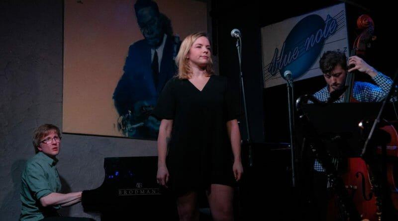 agnieszka maciaszczyk w blue note 32 800x445 - Agnieszka Maciaszczyk Quintet: In Search Of - koncert z okazji debiutanckiej płyty