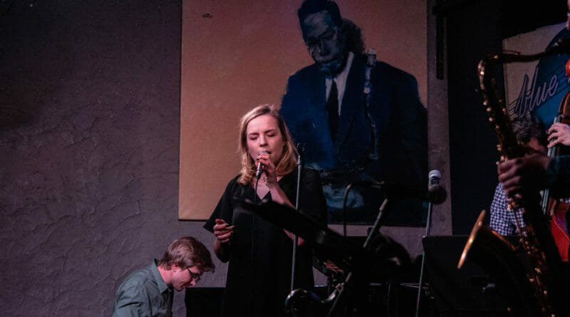 agnieszka maciaszczyk w blue note 5 800x445 - Agnieszka Maciaszczyk Quintet: In Search Of - koncert z okazji debiutanckiej płyty