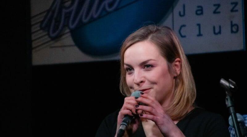 agnieszka maciaszczyk w blue note 73 800x445 - Agnieszka Maciaszczyk Quintet: In Search Of - koncert z okazji debiutanckiej płyty