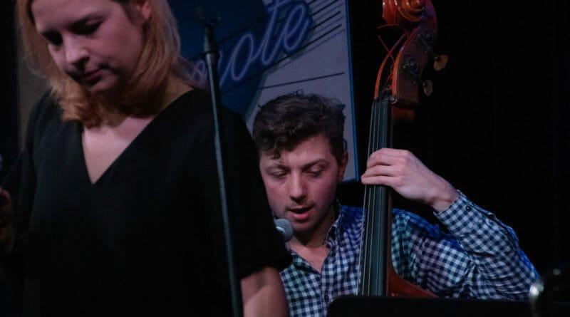 agnieszka maciaszczyk w blue note 76 800x445 - Agnieszka Maciaszczyk Quintet: In Search Of - koncert z okazji debiutanckiej płyty