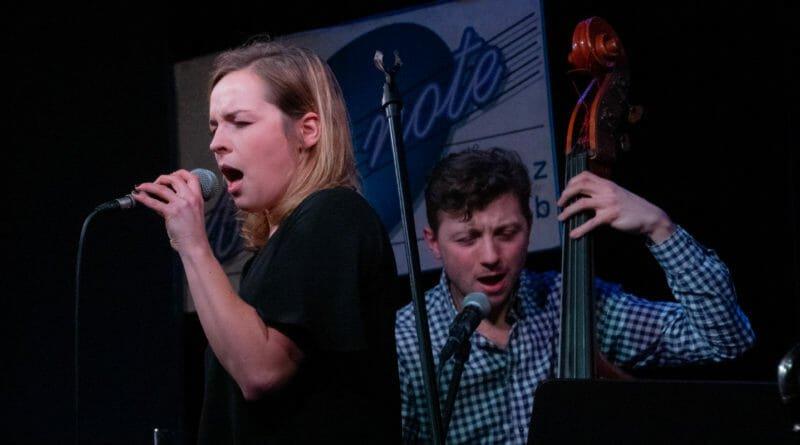 agnieszka maciaszczyk w blue note 82 800x445 - Agnieszka Maciaszczyk Quintet: In Search Of - koncert z okazji debiutanckiej płyty