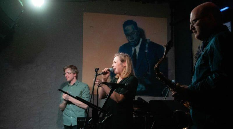 agnieszka maciaszczyk w blue note 84 800x445 - Agnieszka Maciaszczyk Quintet: In Search Of - koncert z okazji debiutanckiej płyty