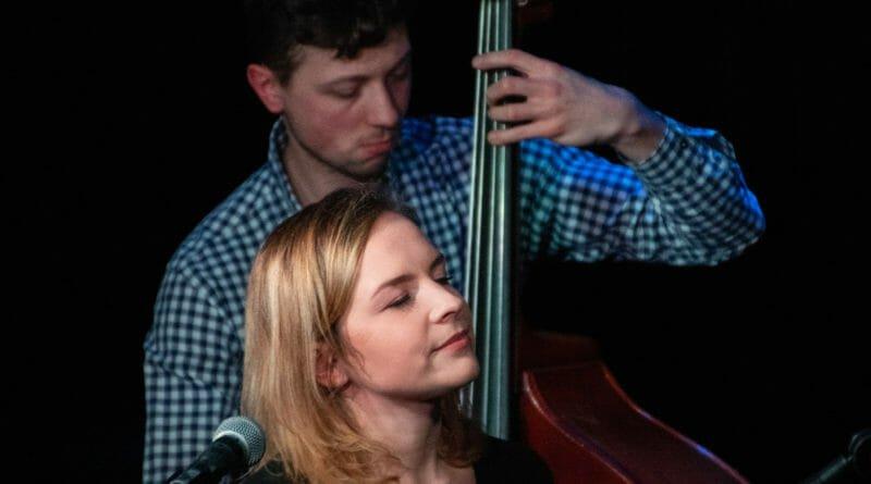 agnieszka maciaszczyk w blue note 91 800x445 - Agnieszka Maciaszczyk Quintet: In Search Of - koncert z okazji debiutanckiej płyty