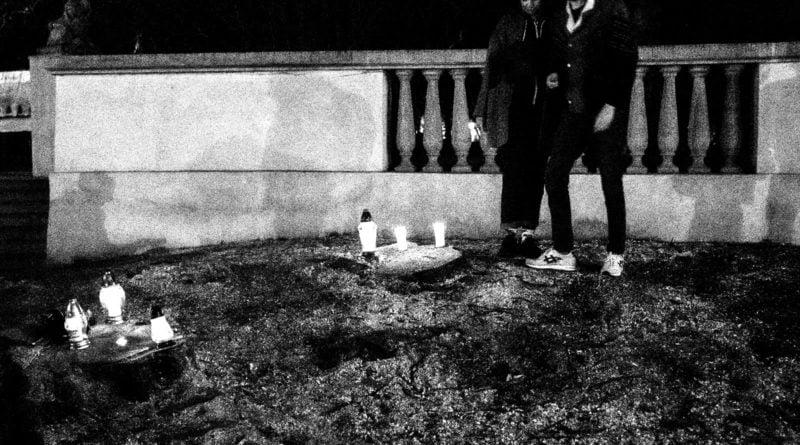drzewa park wilsona 10 800x445 - Poznań: W miejscu wycinki drzew zapalili... znicze