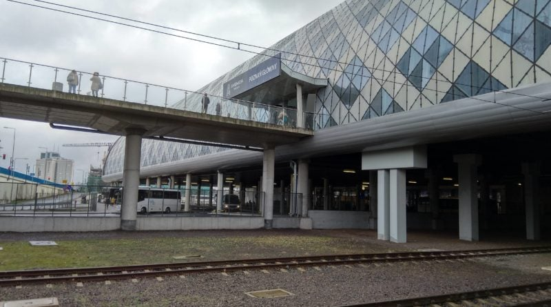 Dworzec Główny w Poznaniu