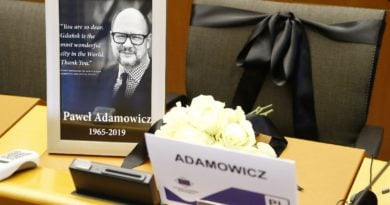 Europejski Komitet Regionów - Paweł Adamowicz