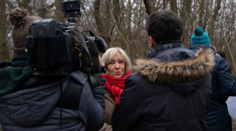 fort vii park 2 800x445 - Poznań: Petycja mieszkańców osiedla Lotników w obronie zieleni wokół Fortu VII