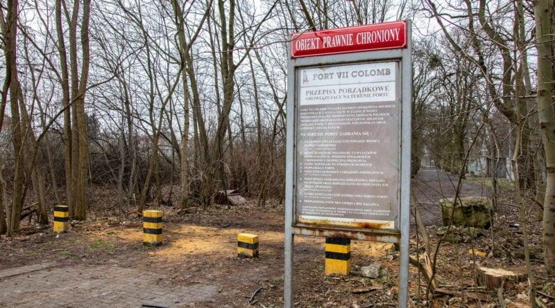 fort vii park 24 800x445 - Poznań: Petycja mieszkańców osiedla Lotników w obronie zieleni wokół Fortu VII