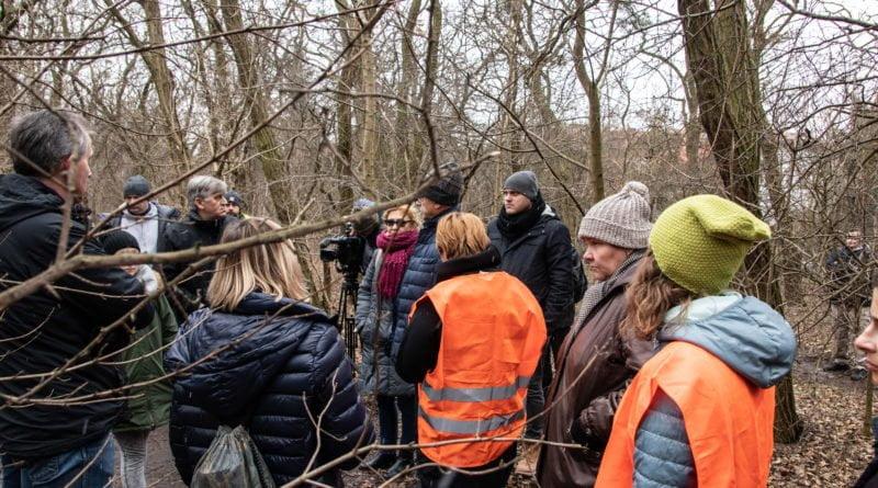 fort vii park 6 800x445 - Poznań: Petycja mieszkańców osiedla Lotników w obronie zieleni wokół Fortu VII