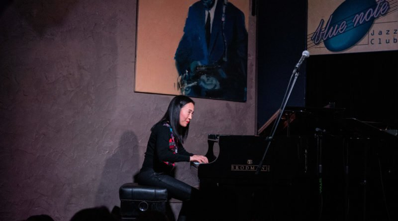helen sung 6 800x445 - Helen Sung - Sung with Words - koncert na 21 lat klubu Blue Note w Poznaniu