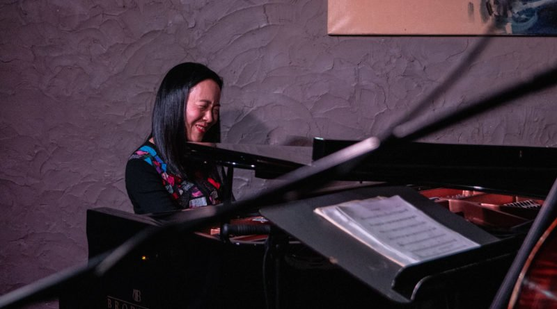 helen sung 8 800x445 - Helen Sung - Sung with Words - koncert na 21 lat klubu Blue Note w Poznaniu