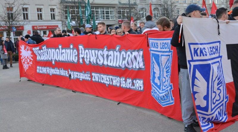 marsz zwyciestwa 2 800x445 - Marsz Zwycięstwa w Poznaniu - efektowne upamiętnienie Powstania Wielkopolskiego