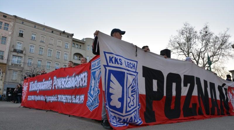Marsz Zwycięstwa w Poznaniu - efektowne upamiętnienie Powstania Wielkopolskiego