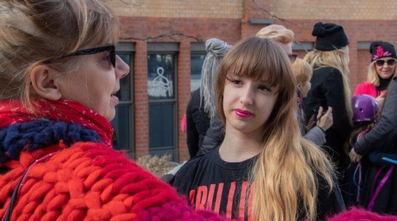 nazywam sie miliard 12 800x445 - Poznań: Kobiety i mężczyźni zatańczyli przeciwko przemocy seksualnej